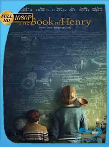 El Libro De Henry (2017) HD [1080p] Latino [Mega] SilvestreHD