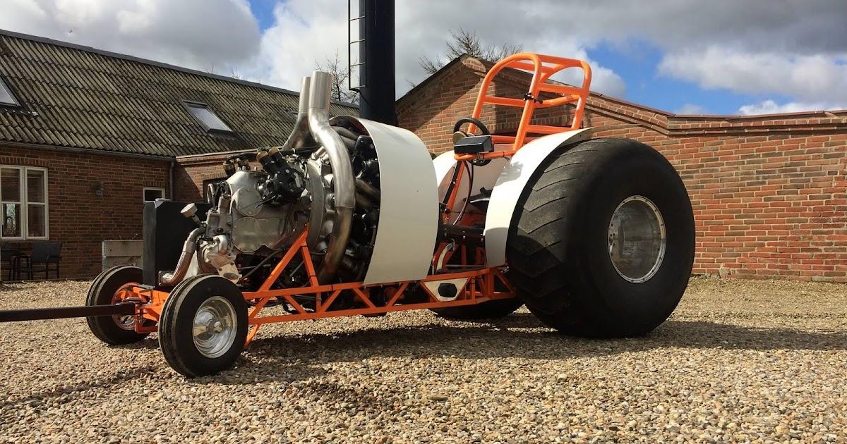 Mini Mod Tractor Pulling : Tractor pulling news pullingworld star wars returns