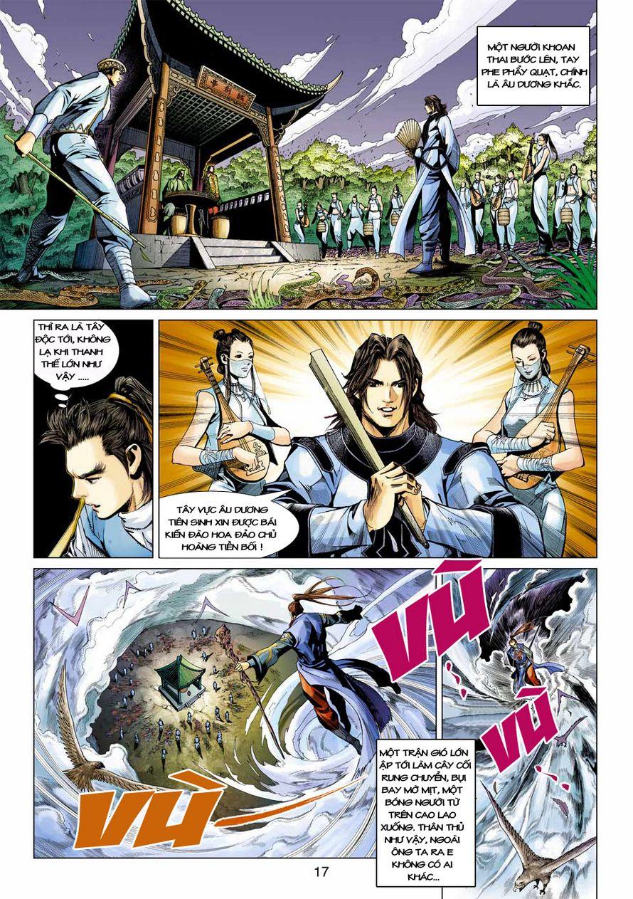 Anh Hùng Xạ Điêu anh hùng xạ đêu chap 43 trang 16