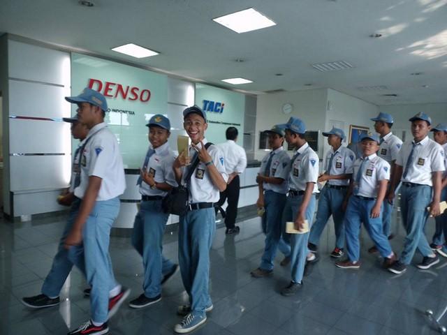Lowongan SMK PT.Denso Indonesia MM2100 Bekasi 2019