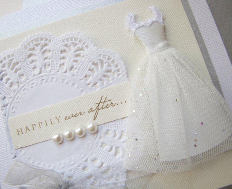 Koko Vanilla Designs Blog: A Handmade Wedding Card