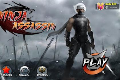 Ninja Assasin Mod Apk v1.2.8 (Unlimited Money) Offline Terbaru