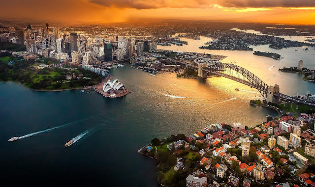 Astonishing Sydney