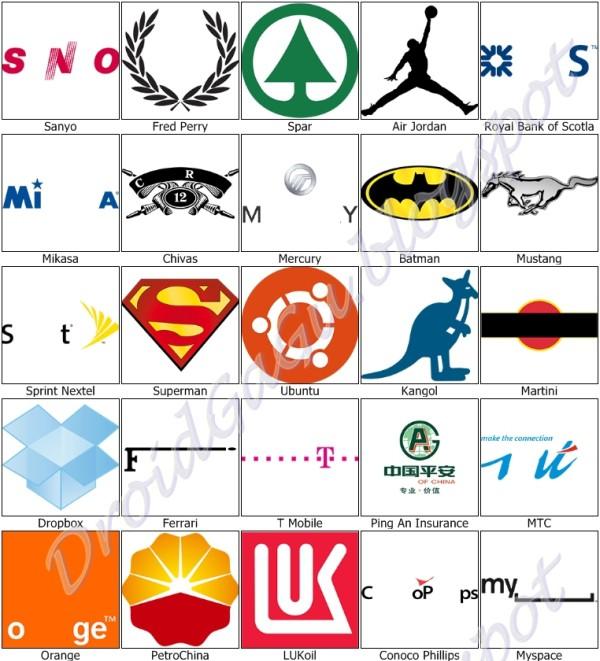 Logo Quiz Ultimate Answers Level 2 Banking