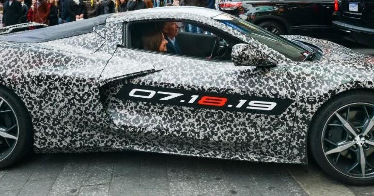 Car Auction Near Me >> Just A Car Guy: Chevrolet Corvette Chief Engineer Tadge ...