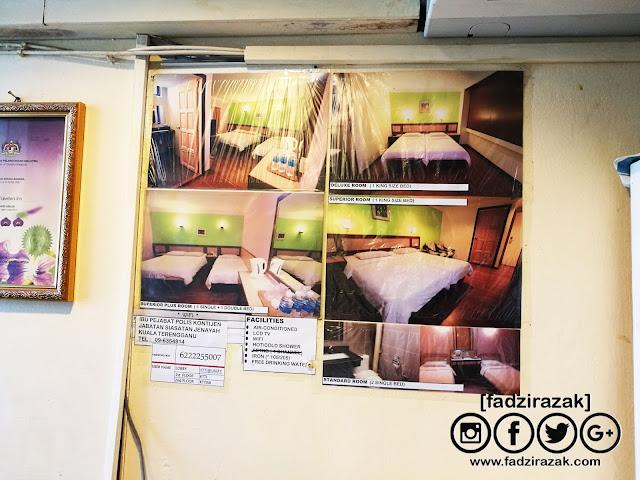 Hotel murah di Terengganu
