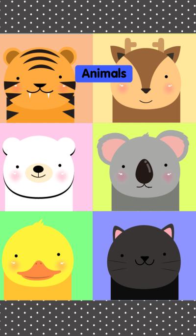 Animals and Friend Theme V.2