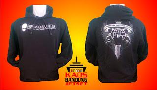 Pusat Jasa Sablon Kaos Sweater Jaket Murah kota Bandung Jawa Barat