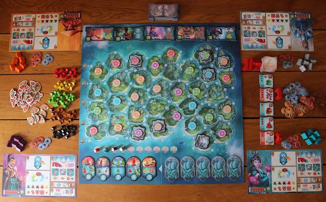 Yamatai game setup