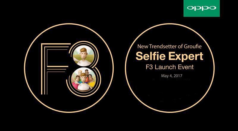 oppo-f3-launch OPPO F3 Will Launch This May 4 In The Philippines Technology