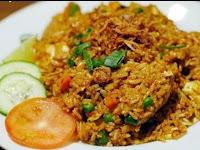 Resep Nasi Goreng Campur Sambal Tanpa Ribet Khas Munjul Cirebon