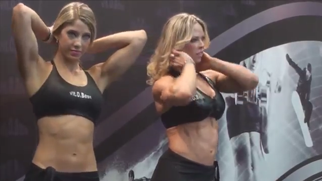 Girls Bodybuilding The best,biggest,most attractive muscle yet!