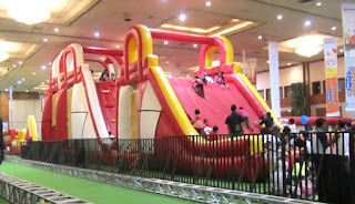 Extreme Obstacle inflatable