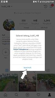 Cara Melihat Orang Yang Stalking Instagram Kita Tanpa Aplikasi Tambahan