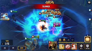 Legacy Quest Rise of Heroes Mod APK