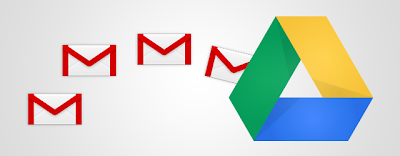 Gmail  with better integration of Google Drive