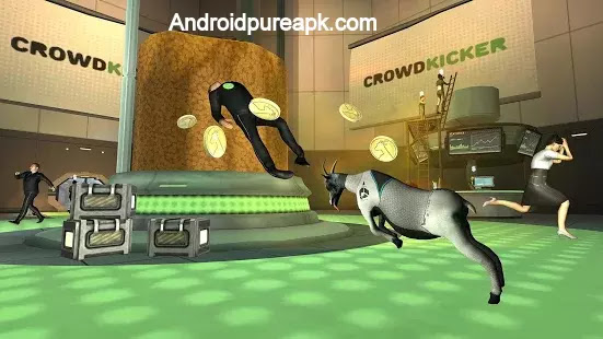 Goat Simulator Waste of Space Apk