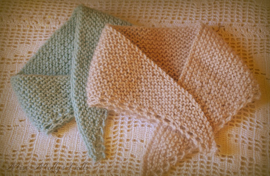 Dolly Shawl Beginner Knitters Project