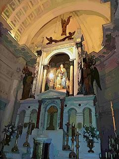Altar do Pantéon de los Héroes, em Asuncion, Paraguai