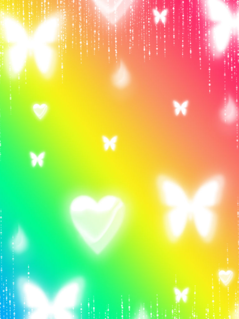 Cute Blue Hearts Wallpaper Background Untuk Blog Pelangi Expecto Patronum