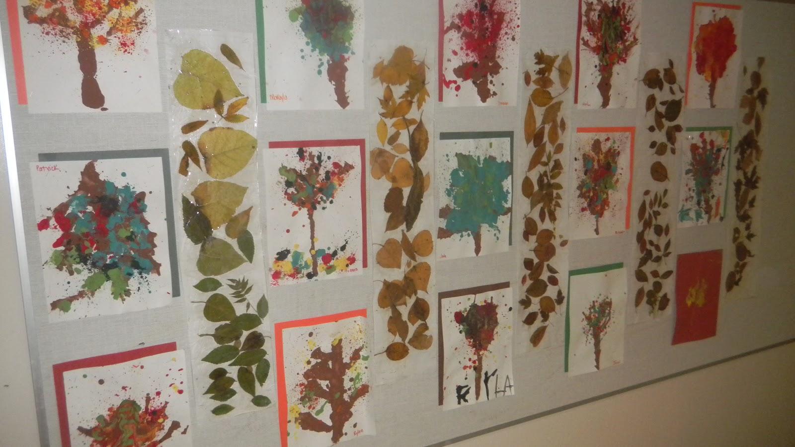 Artwork Using Natural Materials 1