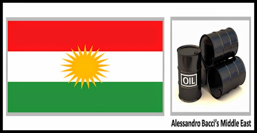 BACCI--The-Emergence-of-the-KRG-as-an-Oil-Exporting-Area-Cover-Aug.-2014