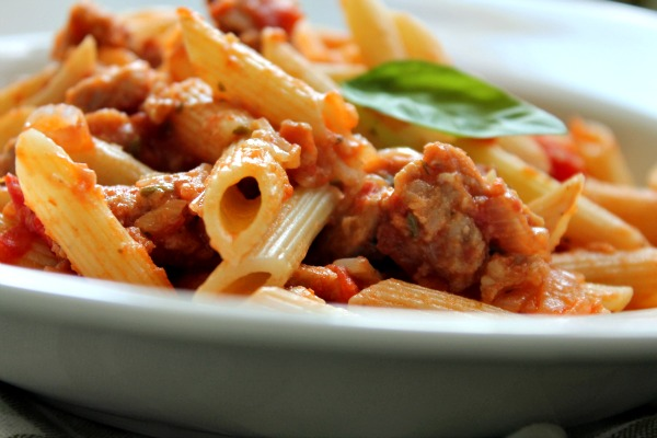 Sausage and Fennel Seed Ragu