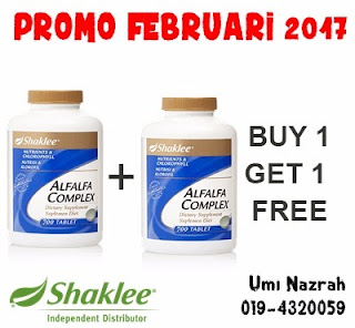 alfalfa complex buy 1 free 1