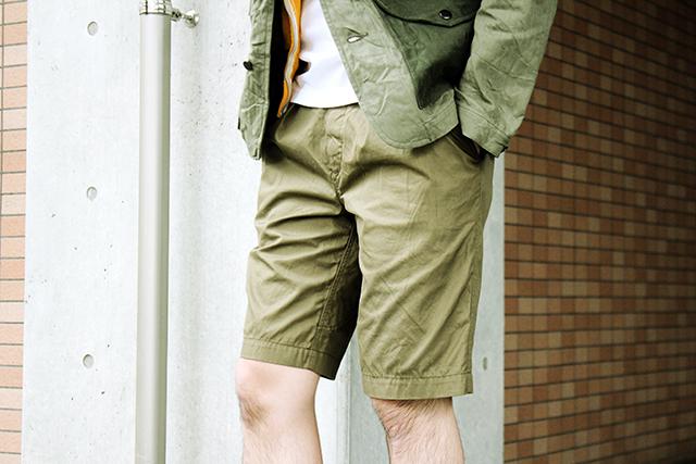 tssティーエスエス16sscollectiongreenangleグリーンアングルグルカショーツtakujisuzuki