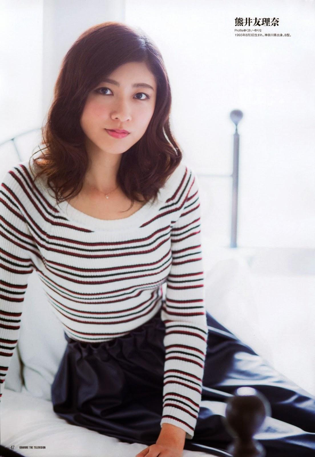 Okay! Musume Time: Kumai Yurina - The Graduation ...  Okay! Musume Ti...