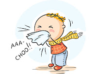 Image result for batuk cartoon