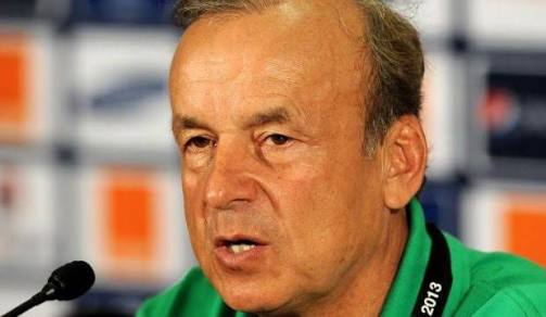 Nigeria Can Qualify If We Beat Iceland –Gernot Rohr