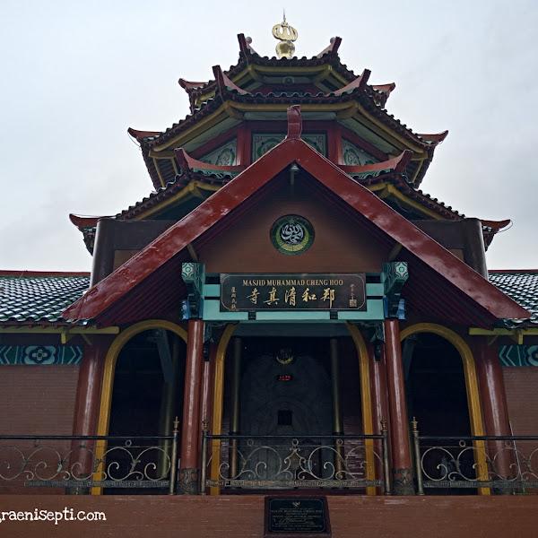 Masjid Muhammad Cheng Hoo, Masjid Nuansa Tionghoa di Surabaya