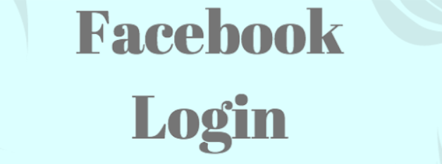 Facebcook Login