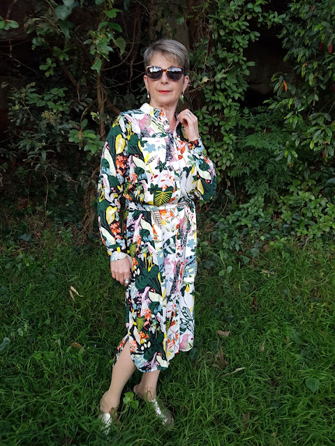 Marks-and-Spencer-floral-printed-long-sleeve-shirt-dress