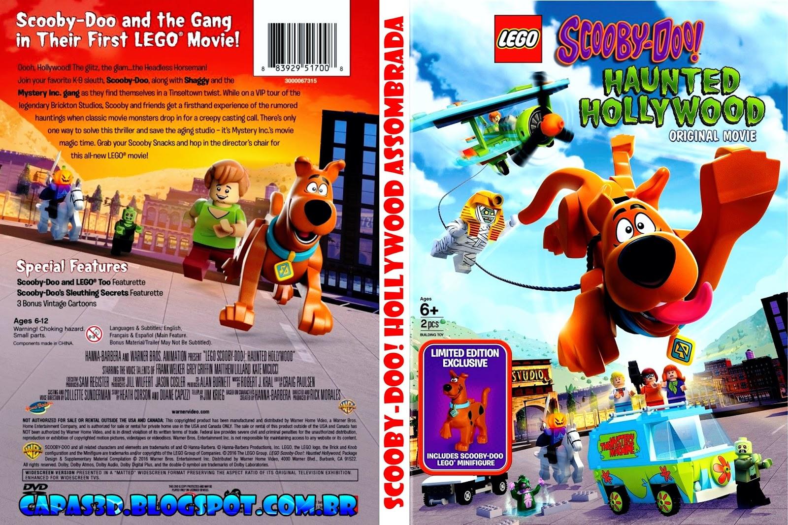 Lego Scooby-Doo! Hollywood Assombrada DVD-R Lego 2BScooby Doo 2521 2BHollywood 2BAssombrada 2BDVD R 2BXANDAODOWNLOAD