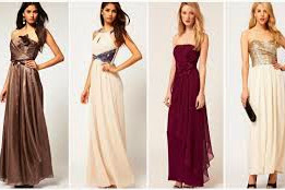 Tampil Cantik di Pesta dengan Long Dress Cute!