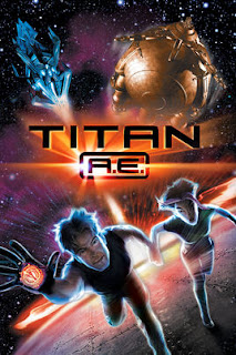 Desenul Titan A.E. online dublat in romana pentru copii
