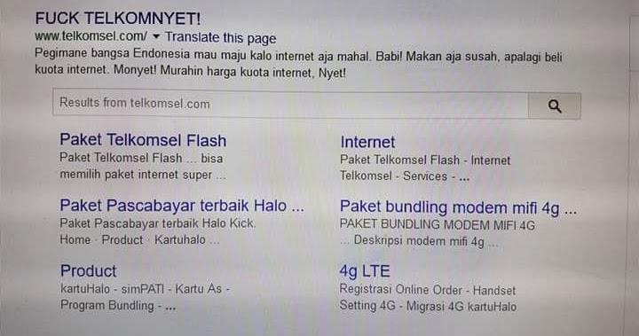 Situs Telkomsel Kena Hack !!! Wah kok bisa ? - LAPAK MOBIL