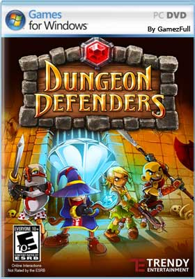 Dungeon Defenders The Tavern PC [Full] Español [MEGA]