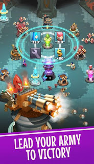 Castle Creeps TD Apk v1.12.1 Mod (Unlimited Money)