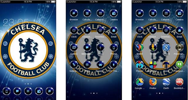 Download Tema Chelsea Android Keren & Gratis - Keren