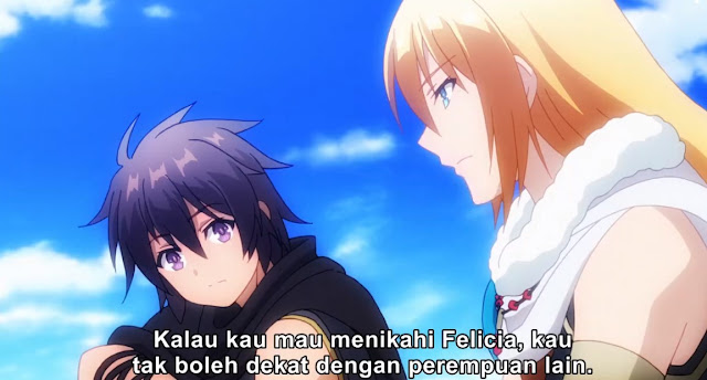 Hyakuren no Haou to Seiyaku no Valkyria Episode 07 Sub Indo