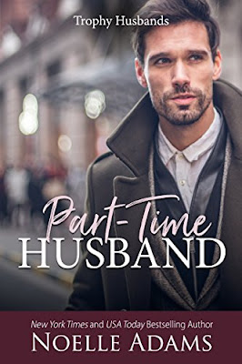 Book Review: Part-Time Husband, by Noelle Adams, 4 stars