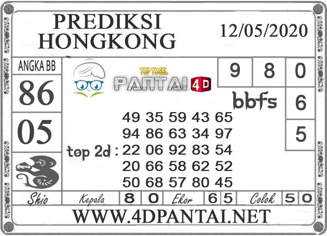 PREDIKSI TOGEL HONGKONG PANTAI4D 11 MEI 2020