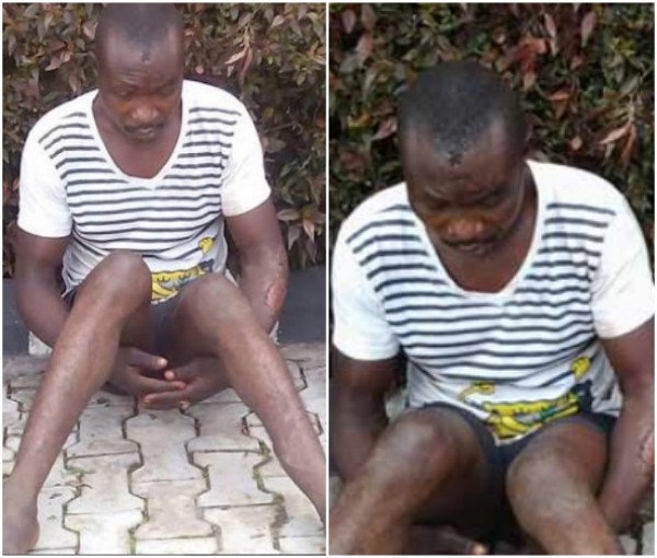 My wife's N300k bride price leads me into robbery – Robbery suspect