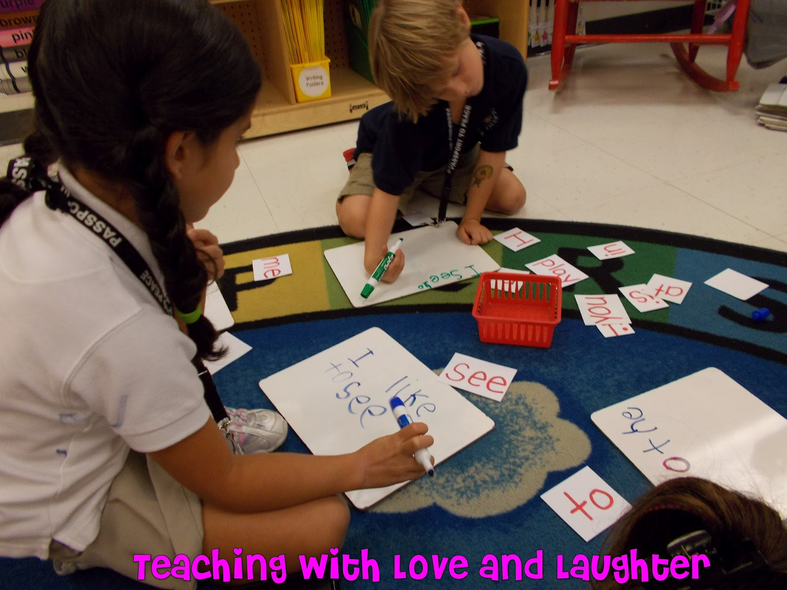 Teaching With Love And Laughter First Grade Common Core And Kindergarten And First Grade