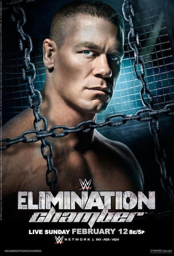 WWE Elimination Chamber 2017 PPV Free Download