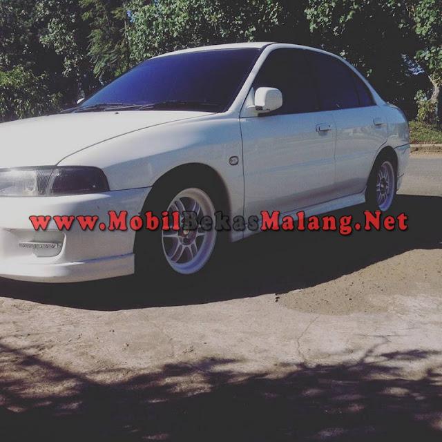Mitsubishi Evo 4 tahun 2000 bekas malang