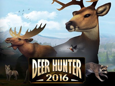 Deer%2BHunter%2B4 Download Deer Hunter 2016 Mod Apk (Unlimited Money+Glu Coins) Apps